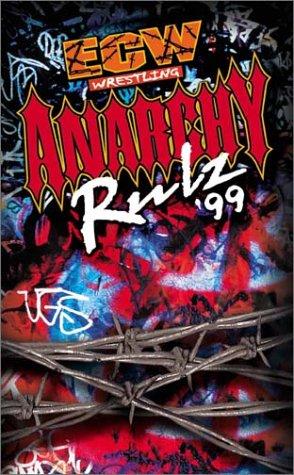 ECW (Extreme Championship Wrestling) - Anarchy Rulz