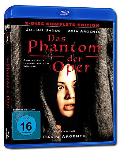 Das Phantom der Oper - Complete Edition (BD + DVD) [Blu-ray]