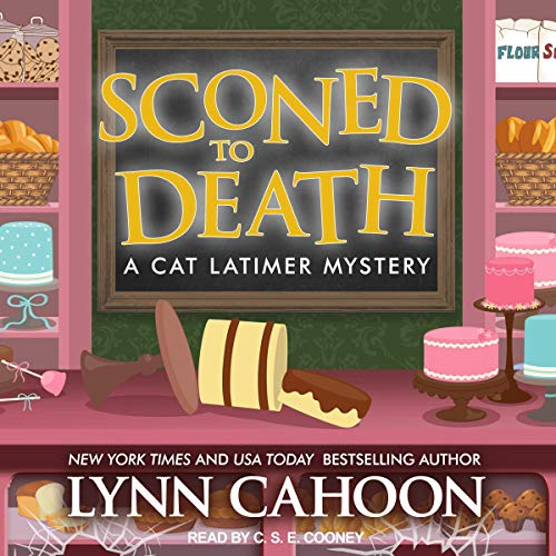 Sconed to Death audiobook cover art