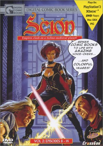Scion - Volume 2 (CrossGen Digital Comic)