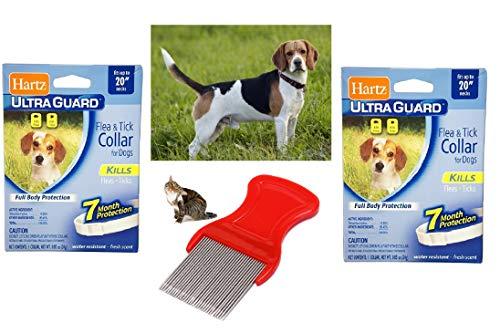 Collar Antiparasitos Perro marca Hartz Fazina