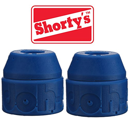 Shorty's Blue Doh-Doh Bushings 88a soft for Skateboards & Longboards