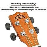 Immagine 1 eastrock ukulele soprano per principianti
