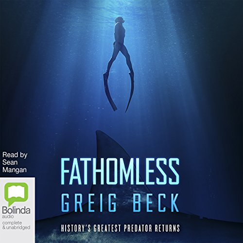 Fathomless audiobook cover art