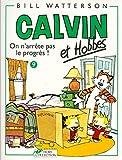 Calvin et Hobbes, tome 9 - On n'arrête pas le progrès !