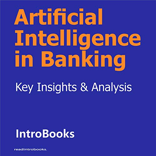Artificial Intelligence in Banking cover art