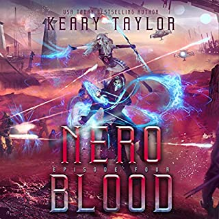 Nero Blood - A Space Fantasy Romance      The Neron Rising Saga, Book 4              Written by:                                                                                                                                 Keary Taylor                               Narrated by:                                                                                                                                 Jaime Lamchick                      Length: 4 hrs and 22 mins     Not rated yet     Overall 0.0