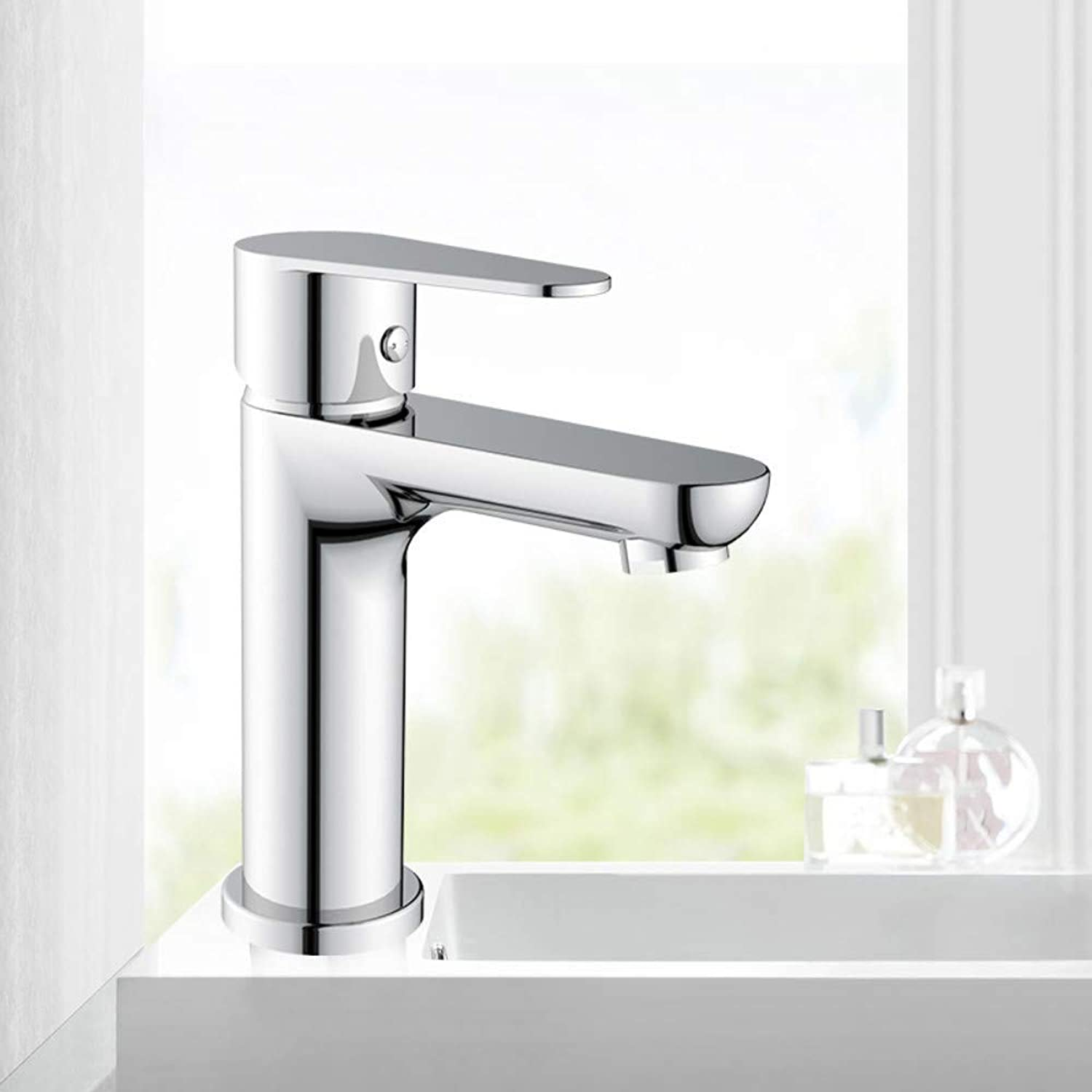 Water Tap Basin Faucet Single Hole Kitchen Bathroom Bathroom Washbasin Washbasin Washbasin Faucet