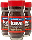 Kava Acid Neutralized Instant Coffee, 4 Ounce (Pack of 3)