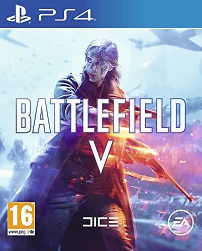 Electronic Arts Battlefield V Básico PlayStation 4 Alemán vídeo - Juego (PlayStation 4, Acción, Modo multijugador, M (Maduro))