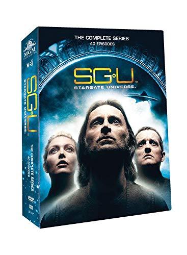 Stargate Universe SG-U-The Complete Series (Region 1-USA & Canada)