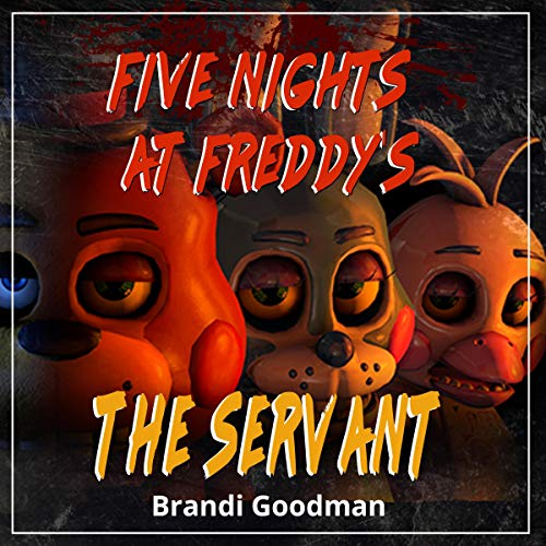 Five Nights at Freddy's audiobook cover art