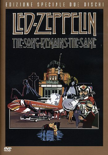 Led Zeppelin - The Song Remains The Same (Special Edition) (2 Dvd)