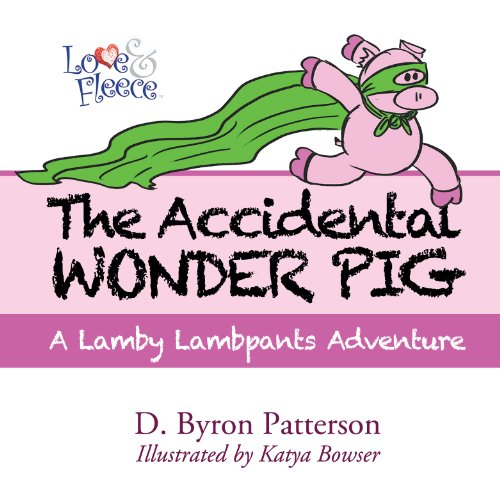 The Accidental Wonder Pig audiobook cover art