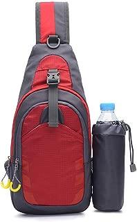 Rajendram Sling Bag,Men Women Boy Girl Teenagers Crossbody,Shoulder Chest Waterproof Portable Daypack,Hiking Backpack for Travel Outdoor School