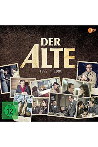 Der Alte - 1977-1986 (39 DVDs)