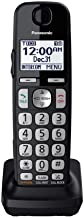 PANASONIC Accessory Cordless Handset (KX-TGEA40B1) for Panasonic KX-TGE433B/KX-TGE445B Telephone Models, Black photo