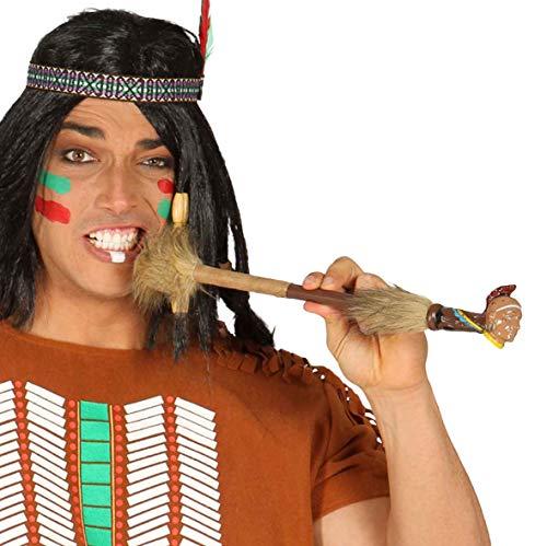 Guirca Fiestas GUI18458 - Indianer-Pfeife, 44 cm