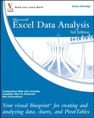Excel Data Analysis: Your visual blueprint for creating and analyzing data, charts and PivotTables (English Edition)