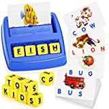 Teaisiy Boy Toys Age 3-8, Matching Letter Game Educational Toys for 3-8 Year