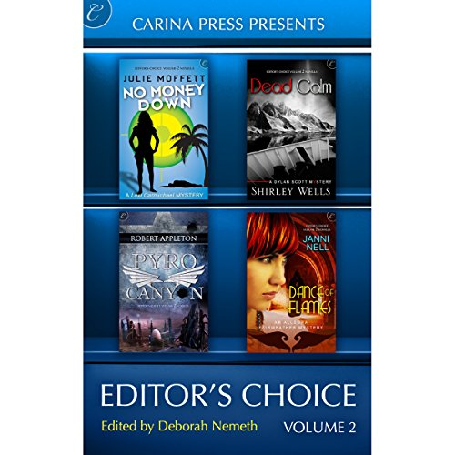 Carina Press Presents: Editor's Choice, Volume II audiobook cover art