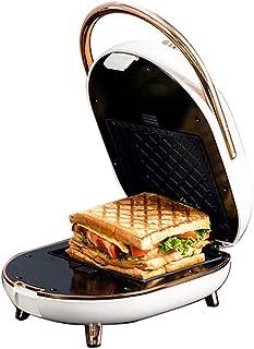 Sandwichbrödrost Våffeljärn Deep Fill Panini Maker Toastie Maker med Avtagbara Non-stick Plattor Kan Diskas I Diskmaskin