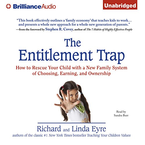 The Entitlement Trap audiobook cover art