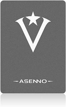 TALLA AS25 120GB. ASENNO 120 GB 128 GB de 2,5 Pulgadas SSD SATAIII de 6 GB/s de Disco Duro Interno de Estado sólido para PC portátil de Escritorio con Tableta