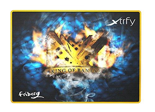 Xtrfy XTP1-L4-GT-1 Friberg King of Banana Edition Large Gaming Mousepad