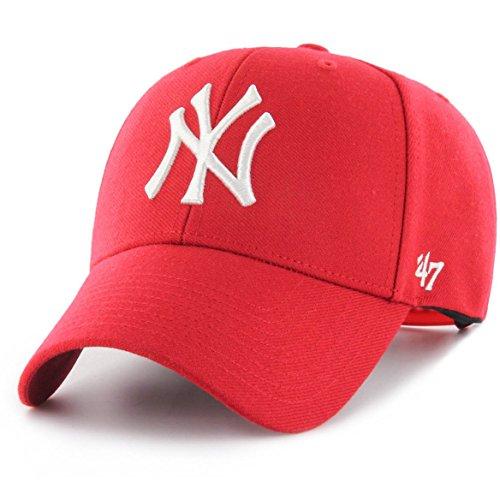 47 Brand Snapback Cap - MVP New York Yankees rot