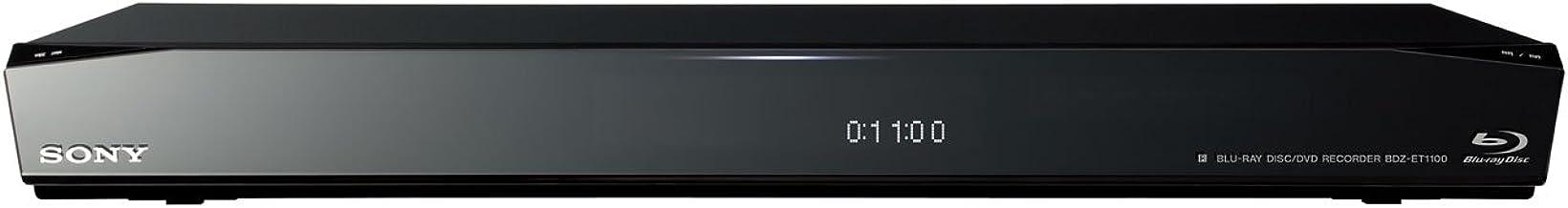 SONY 1TB 3チューナー ブルーレイレコーダー BDZ-ET1100