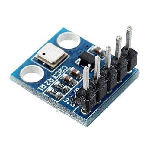 TOOGOO(R) BMP180 Modulo de tablero del sensor de presion digital 8 pines Para Arduino repuesto BMP085