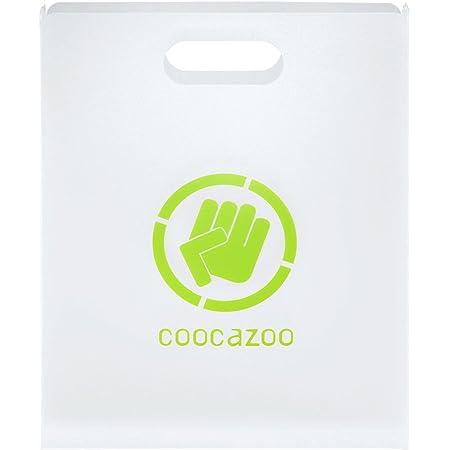 Coocazoo Zubehör Heftbox transparent