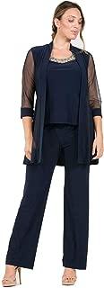 R&M Richards Long Pant Suit Dress Formal