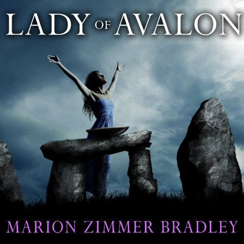 Lady of Avalon audiobook cover art