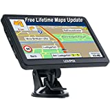 Lorry Sat Nav, Hgv Sat Nav Trucks (7 Inch) With 2021 UK Ireland Maps(Free Lifetime Updates), LOVPOI...