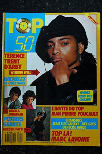 TOP 50 093 1987 12 TERENCE TRENT D\'ARBY DAVID JONATHAN GUESCH PATTI MARC LAVOINE