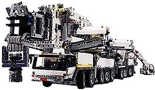 KCGNBQING Technic Liebherr LTM 11200 Crane, 7692 Pieces Blocks Large Custom MOC Set, Building Blocks Set Compatible with L...