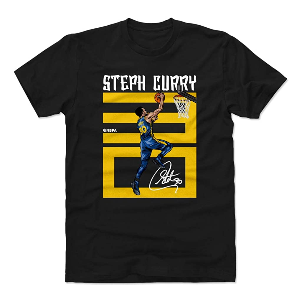 500 LEVEL Steph Curry Shirt - Golden State Basketball Men's Apparel - Steph Curry Number