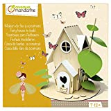 Avenue Mandarine - Cofre creativo, casita de Adas a construir (CO174C)