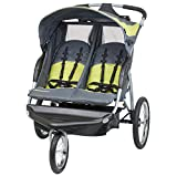 Best Double Stroller: Baby Trend Double Jogger Stroller with Multi-Position Seat Recline Review