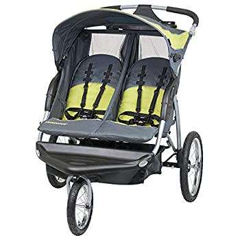 Baby Trend Expedition Double Jogger Stroller Carbon