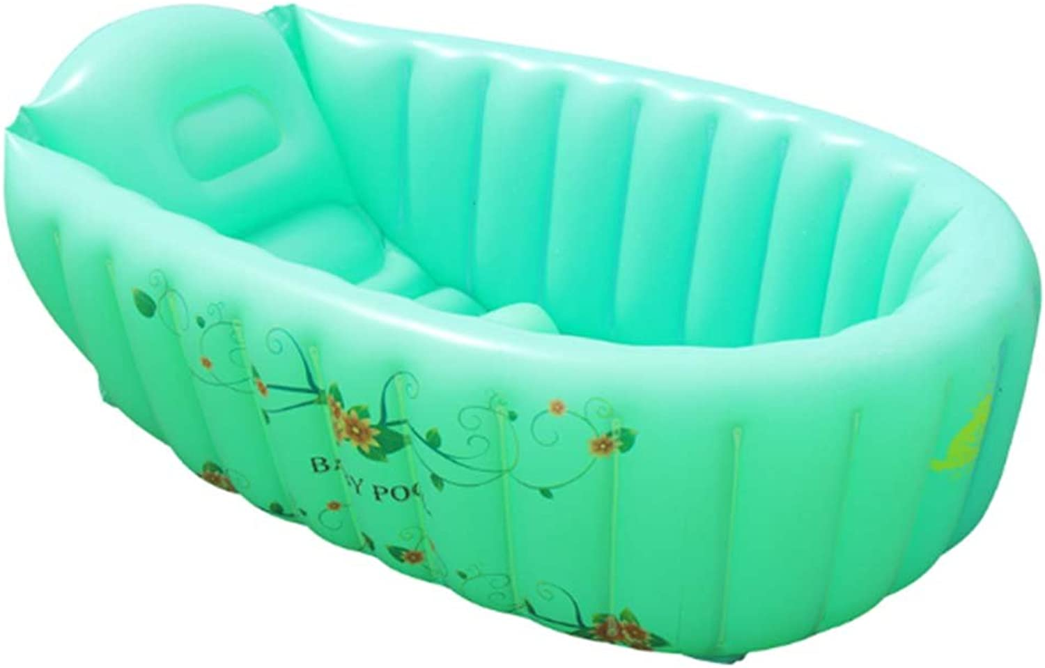 Gxf air baths Inflatable Bathtub - Baby Shower (0-4 Years) Bathtub Insulation, Folding Newborn Tub, Thickened Plastic Material, Comfortable Bathtub, Fitted Bathroom Bedroom Pool Garden bathtubs