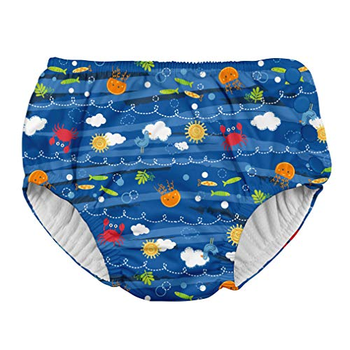 i play. - Mantilla para nadar, Varones , Sea Friends azul real, 24 meses