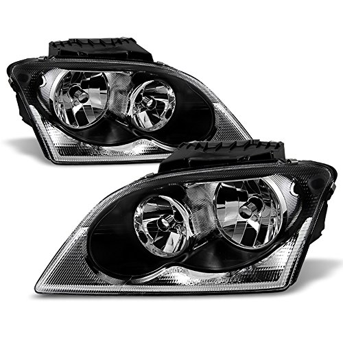 chrysler pacifica headlights - 1