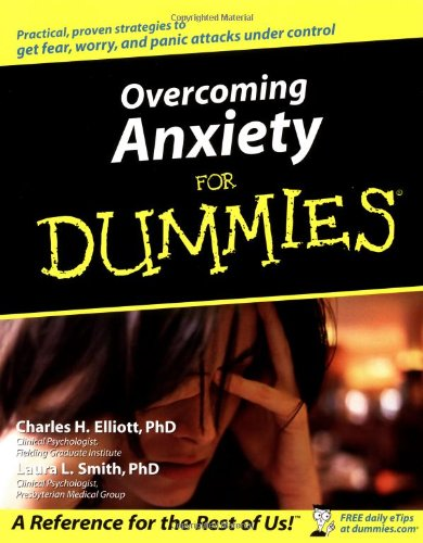 Download Overcoming Anxiety For Dummies 0764554476