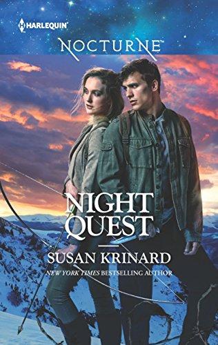 Night Quest (Nightsiders Book 5) (English Edition)