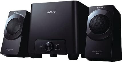 Sony SRSD4 2.1 Desktop Speaker System (Discontinued by Manufacturer)