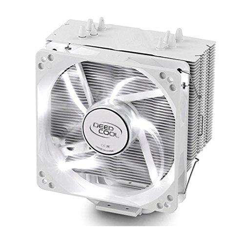deepcool Gammaxx 400 White 4 heatpipes universal, CPU Air Cooler