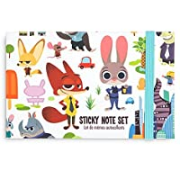 Zootopia Sticky Note Set